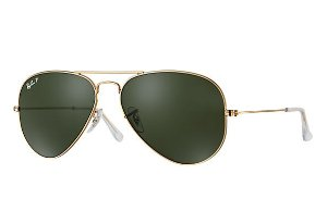 Ray-Ban Look who's looking at this new Ray-Ban Aviator Classic