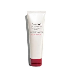Shiseido Deep Cleansing Foam (for oily to blemish-prone skin)