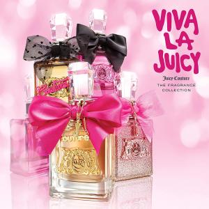 仅€61.58(原价€100)Juicy Couture Viva La Juicy香水100ml 花果香