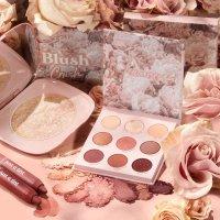 Colourpop 粉色玫瑰套装