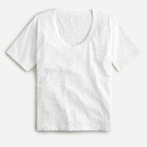 J.Crew圆领T恤
