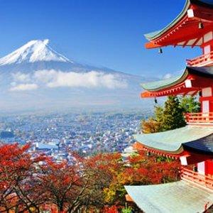 全包立省$800 只要$1199起7晚 日本东京名古屋京都精品游促销  在富士山下品茶泡温泉