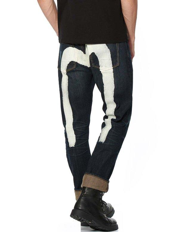 大M牛仔裤