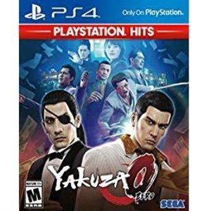 $14.47 (原价$19.99)《如龙0》PS4 实体版 桐生一马的背锅之路