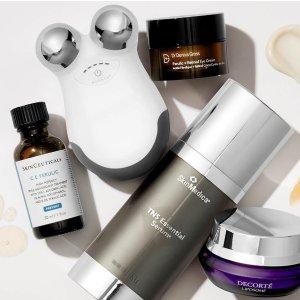20% OffSkinStore.com February Beauty Sale