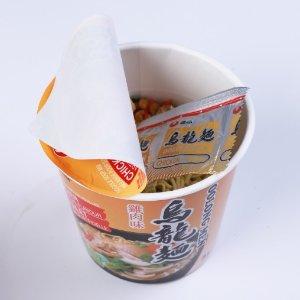 $5.98(原价$8.88) 熬夜煲剧必备Nongshim NS27122S 农心乌龙面6杯装 鸡肉味、牛肉味
