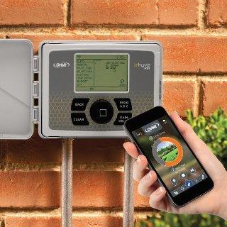 $79Orbit 12站 智能室内/室外 Wifi灌溉系统