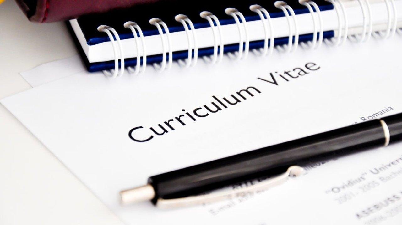 英文简历怎么写   手把手教你写CV和Cover Letter,附常用英文句式和模板!