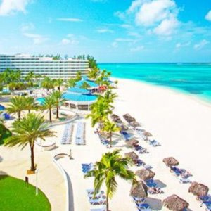 From $899 with AirMelia Nassau Beach All Inclusive 4 Nights with Air