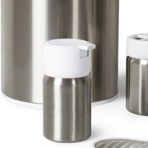 $1AmazonBasics Stainless Steel Soap Pump @ Amazon.com