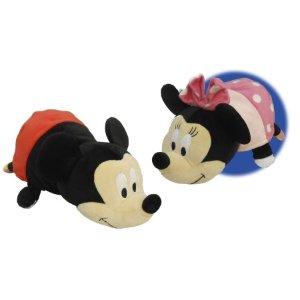 $4.99起 (原价$19.97)2 合1毛绒抱枕,还能给宝宝变个魔术呢