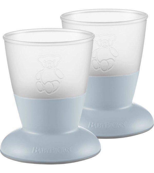宝宝水杯 2个