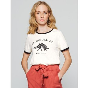 Bizzbee印花T恤