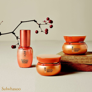 Exclusive 5-piece gift of GinsengYours with any $250 purchase @ Sulwhasoo