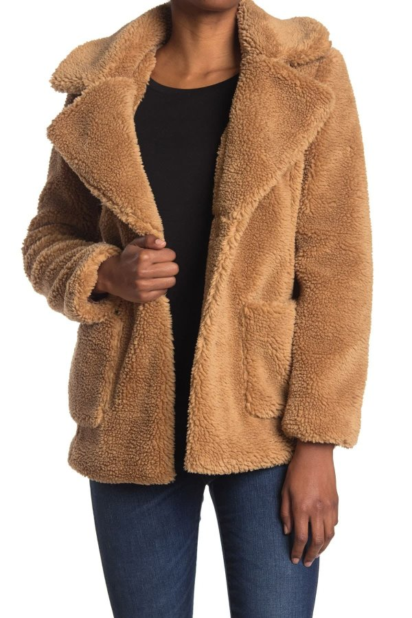Teddy Faux 泰迪外套
