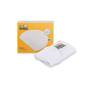 MimosWhite Cover for Mimos Pillow (Size M)