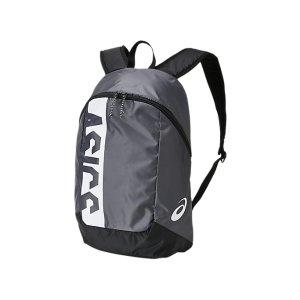 AsicsUnisex Backpack   Dark Grey/Brilliant White   Accessories   ASICS