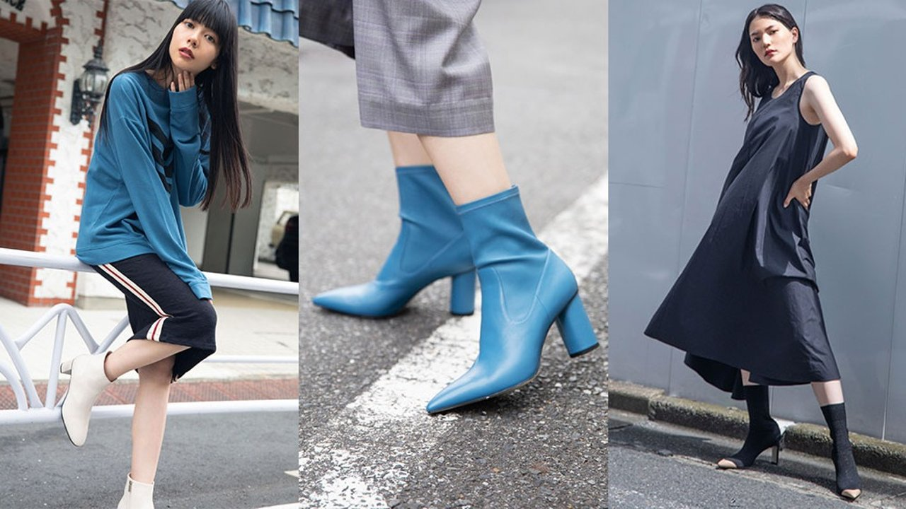 穿腻了黑色过膝靴?来看看这些Fancy感十足的靴子!