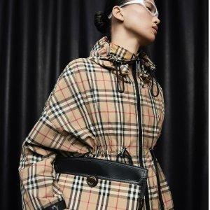 低至3折+额外满减 围巾$189独家:Burberry 时尚专场,格纹衬衫$300+,经典羊绒围巾$226