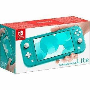 NintendoSwitch Lite 三色可选(第三方翻新机)