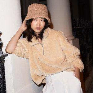 H&M 会员提前享 保暖美衣特价热卖 变相额外7.5折