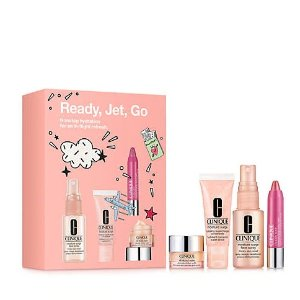 CliniqueReady, Jet, Go Skincare Set