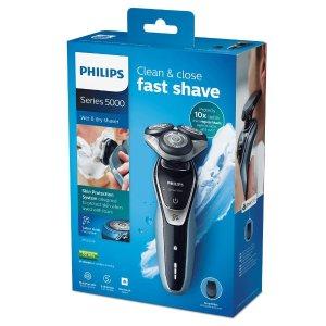 低至4折 £21起闪购:Philips 男士专用剃须刀超低价 收干湿两用、脱毛器、理发器