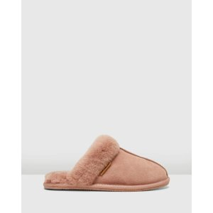 Cushy Winter Blush 拖鞋