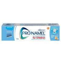 Sensodyne ProNamel 舒适达 儿童防蛀牙膏75ml