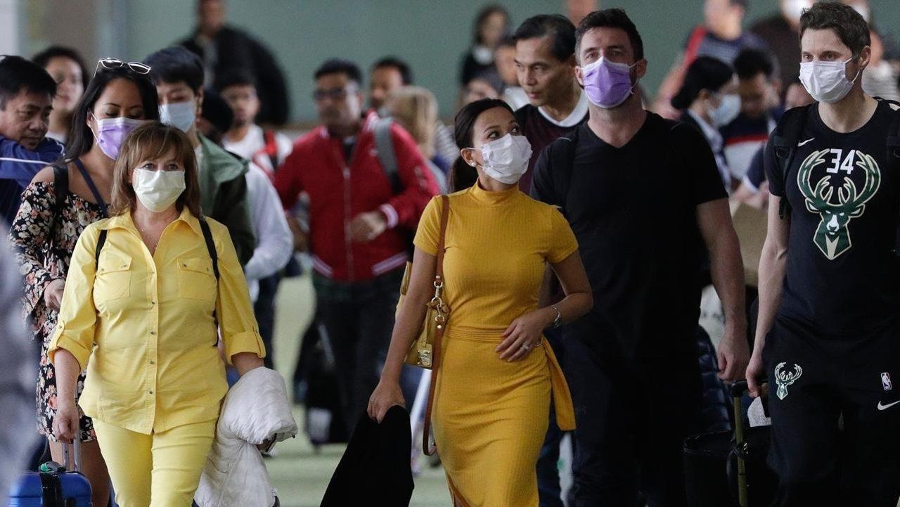 多国确认/疑似新型冠状病毒!美国、加拿大、墨西哥、澳大利亚……肺炎报告!