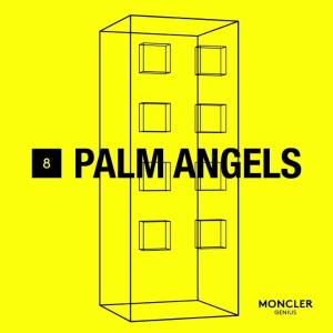 8 Palm AngelsMoncler Genius 8 New Designer Collections