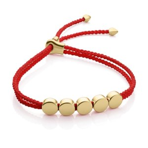 Monica VinaderLinear Bead Friendship Bracelet | Monica Vinader