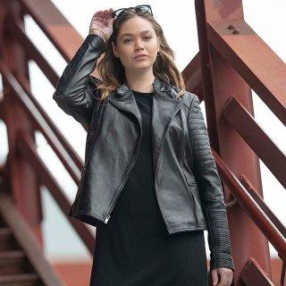 额外6折Wilsons Leather 全场时尚皮衣热卖
