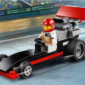 Last Day: Free City Dragster With $35 Purchase @ LEGO®