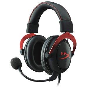 HyperX Cloud II 多设备适用游戏耳机