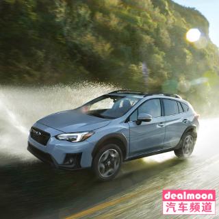能居家能越野 终极全能买菜车DM试驾 Subaru Crosstrek 小型跨界SUV