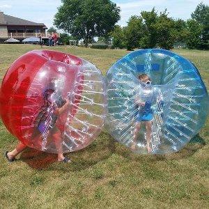 1.7折 $20收活动券团购:泡泡足球 自由奔跑安全防撞击 预热疫情后疯狂发泄游戏