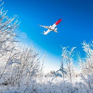 Starting from $119 One WayNorwegian Air 2020 New Year Sale