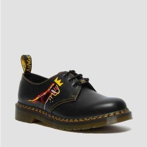 Dr. Martens联名牛津鞋