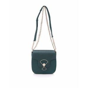 BvlgariDiva's Dream Flap Cover Bag