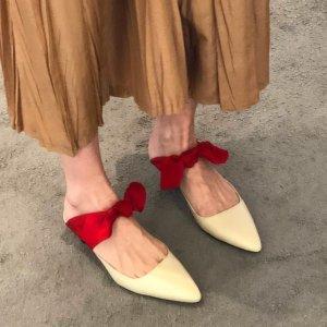 新款+免税  $75收Soludos 宇宙草底鞋The Row, MALONE SOULIERS等新款鞋履春夏换季上新