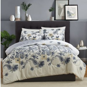 $18.99Macy's Select Reversible Comforter Sets on Sale