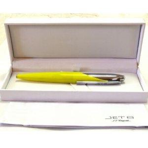 额外减$55 $49.99 (原价$125)S.T. DUPONT Jet 8 亮黄色圆珠笔
