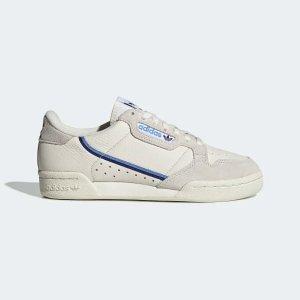 海狸同款Continental 80 小白鞋