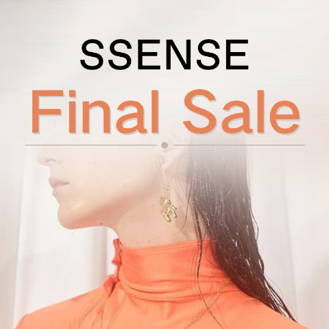 清仓3折-3.5折 nike卫裤$36上新:Ssense FinalSale清仓 Lemaire牛角包直降$2000
