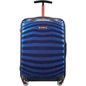 藏青色4轮行李箱 55cm