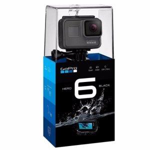 $399.99GoPro HERO6 Black Camera with 32GB SD Card