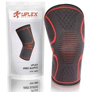 UFlex Athletics 运动跑步压力护膝 单只装