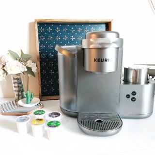 Keurig咖啡机给我们的满满幸福感(还可以做超棒的奶茶哟)