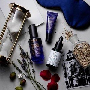 15% Off + Free 3-pc GiftAll Kiehl's Since 1851 Beauty @ Belk